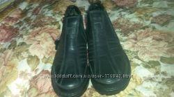 Мужские зимние ботинки, р. 40, стелька 27, 5 см.