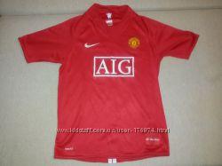Подрастковые футболки брендовые Nike Manchester,  Umbro England 158-178рост