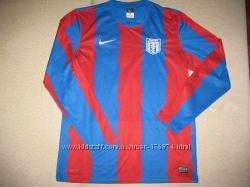 Свитер кофта Nike Dry-Fit футбольная с длинным рукавом размер L