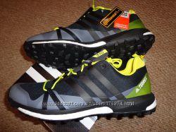 Новые мужские кроссовки Adidas Terrex Agravic Boost Continental