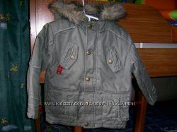 Продам демисезонную куртку orchestraФранция