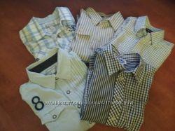 Продам набор фирменных рубашек 5 штук