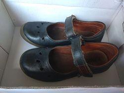 Туфли школьные KAVAT Швейцария натуральная кожа
