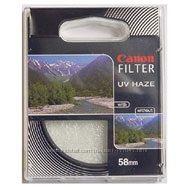 Светофильтр Canon UV HAZE