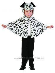 Прокат костюма далматинца с накидкой