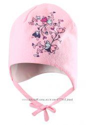Новинка. Демисезонная шапка для девочки Lassie by Reima. Размер 44-54