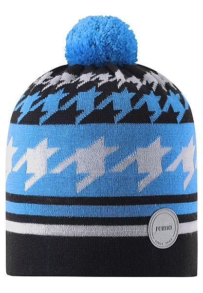 Демисезонная шапка для мальчика Reima. Размеры 48 - 58