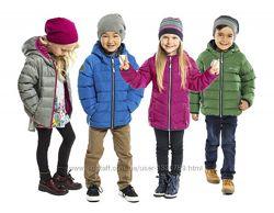 Утепленные деми куртки для детей NANO, Канада. Размеры 2-14 лет