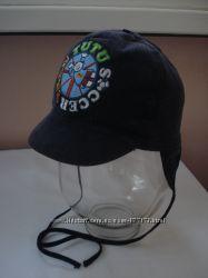 Легкая вельветовая шапочка TUTU