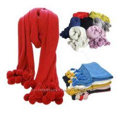 Зимние шарфы для модных и стильных Скидки