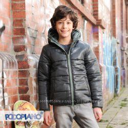 Куртка демисезонная двухсторонняя Pocopiano Германия a1a12e9e4963b