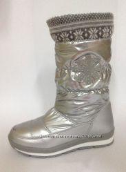 Сапожки, ботинки дутики ТМ ТоМ. М р-ры 23-38 в наличии