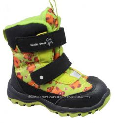Выбор ботиночек ТМ BG Termo новые модели  в наличии