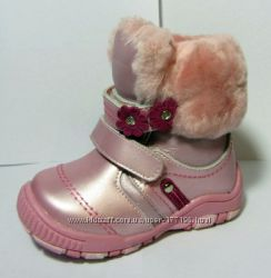 Кожаные  ботиночки ТМ SCARLETT размеры 23 - 14, 5 см по стельке