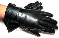 Кожаные перчатки для женщин размеры и модельки   в наличии