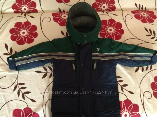 Куртка OshKosh для мальчика на  5-6 лет
