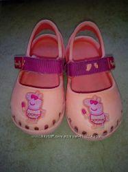 Кроксы Peppa Pig 13см