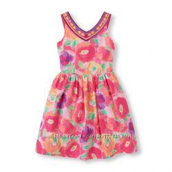 Цена Снижена Нарядное платье на девочку Children&acutes Place