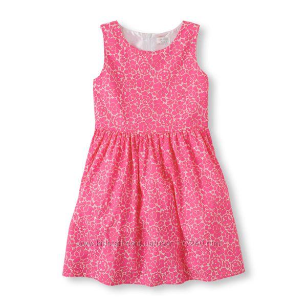 Цена СНИЖЕНА Нарядное платье Children&acutes Place