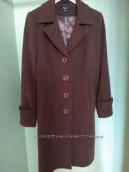 Пальто миди размер М