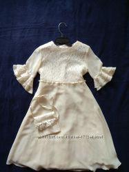 Нарядное платье для принцессы 9-11 лет.
