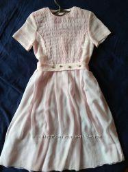 Нарядное платье на принцессу 9-12 лет