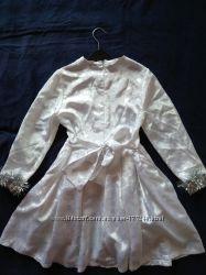 Нарядное платье на  принцессу 8-10 лет