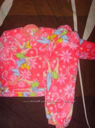 Махровая пижама р. 104