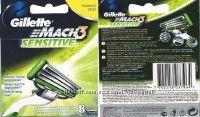 Новинка Gillette Mach 3 Power. Gillette Mach 3 Sensitive