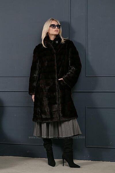 Норковая шуба манто норковое пальто италия