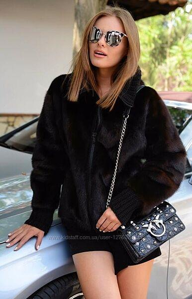 Норковая шуба норковый бомбер автоледи куртка италия хит 2021 saga furs