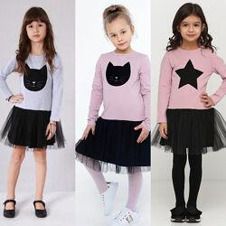 Стильное нарядное платье для девочки 116-158р. 21871,21872,44