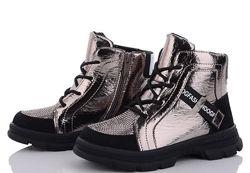 Ботинки 31-36р kimbo-o 388 nickel-black 13