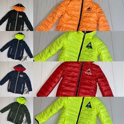 Двухсторонняя куртка алан 116-158р. , 38