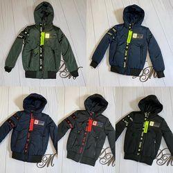 Куртка демисезонная для мальчиков 122-158р плей, 38