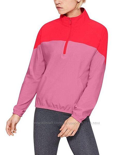 Фирменная куртка ветровка / анорак Adidas