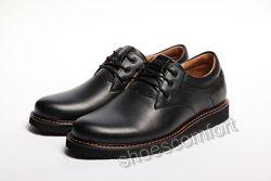 Туфли мужские Bumer DS - 50 кожа черные