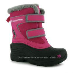 Зимние термо ботинки Karrimor , 21 см.