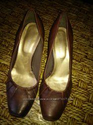 Туфли кожа б. у 37-38 разм