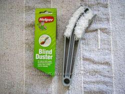 щетка для чистки жалюзей микрофибра