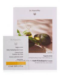 Пробники крема для кожи вокруг глаз Dr. Hauschka Augencreme