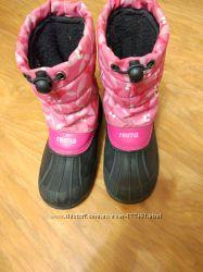 Зимние ботинки сапожки для девочки Reima 30р.