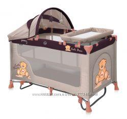 Детская кровать-манеж Lorelli Nanny 2  рокер