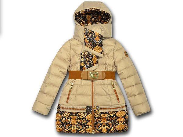 Пальто для девочек Donilo 3737