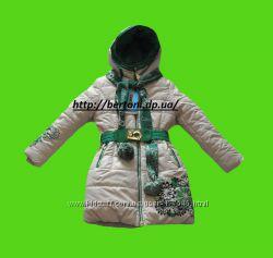 Пальто для девочек Donilo 3728