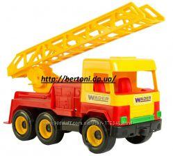 Машина пожарная Wader Middle truck 39225