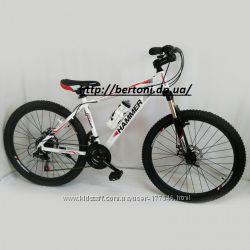 Велосипед скоростной hammer 26