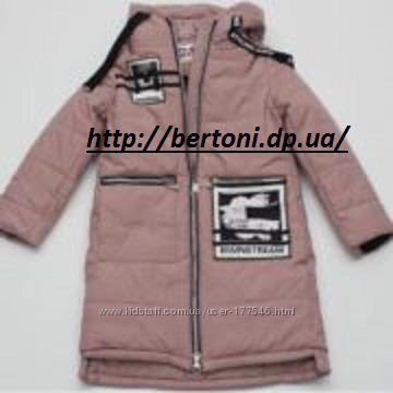 Пальто для девочки KIKO 4555