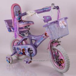 Двухколесный велосипед ice frozen12