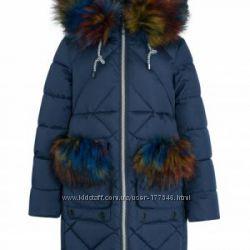 Пальто для девочки DONILO 4904